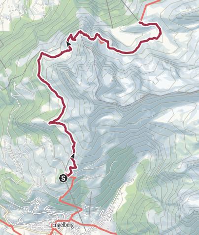 Map / Walen Path