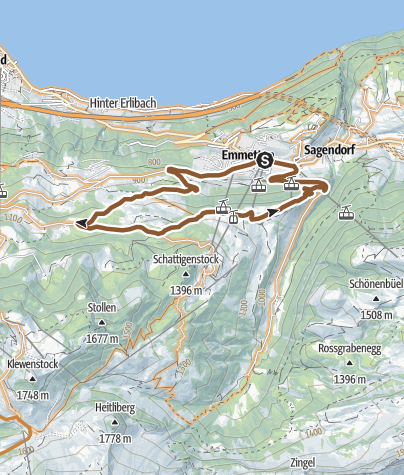 Karte / 921 - Bella Vista