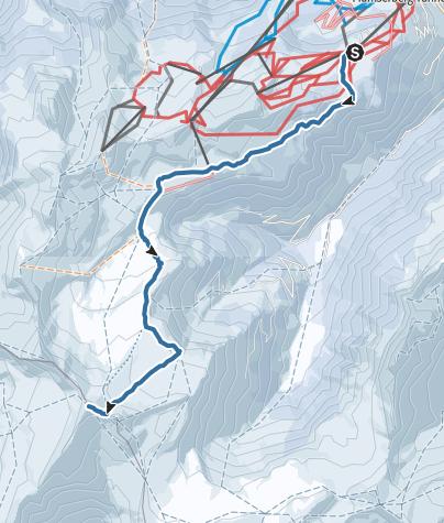 Karte / Wissmilen