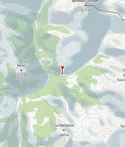 Map / Refugio de Biadós