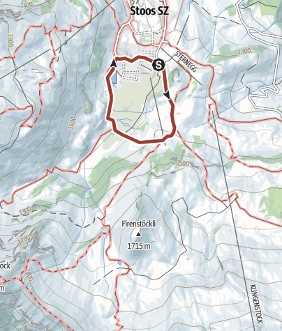Karte / Moorerlebnisweg