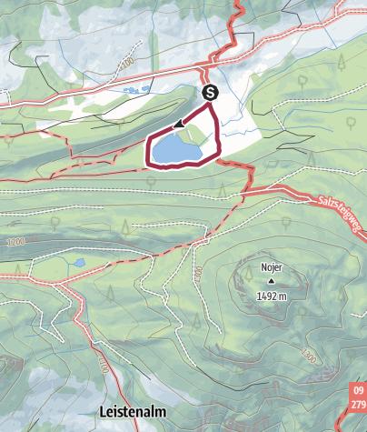 Map / Spechtensee - Seerunde