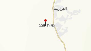 מפה / מרכז המבקרים של חברת התרופות טבע