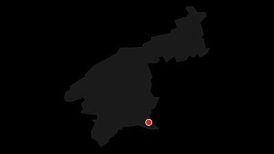 Cartina / Von Schangnau auf den Rämisgummenhoger