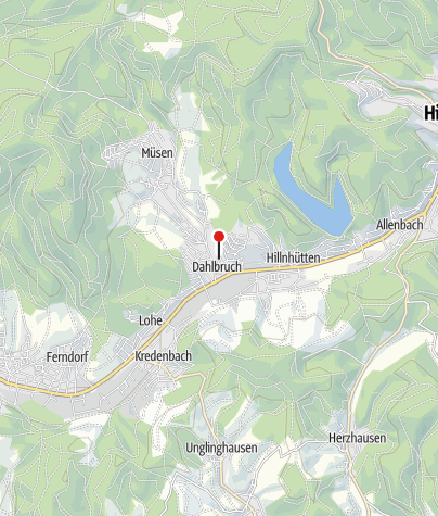 Karte / Gebrüder-Busch-Theater