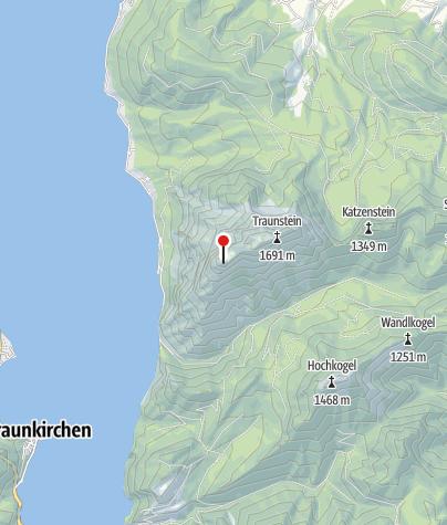 Map / Naturfreundehaus 1575m