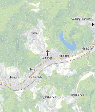 Karte / Viktoria Filmkino Dahlbruch