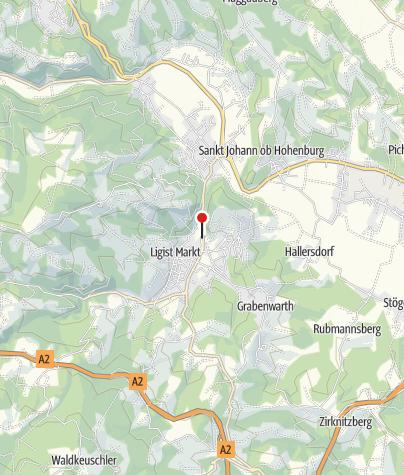 Karte / Kernöl-Mühle Leitinger
