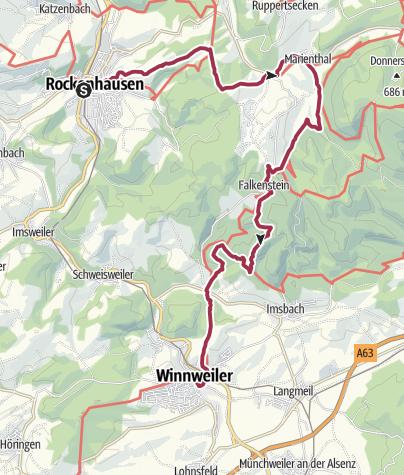 Wetter Marienthal Rockenhausen