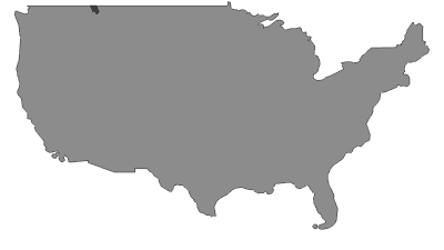 Mapa / Glacier National Park