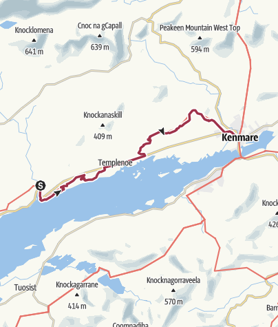 Blackwater Bridge To Kenmare Hiking Trail Outdooractive Com