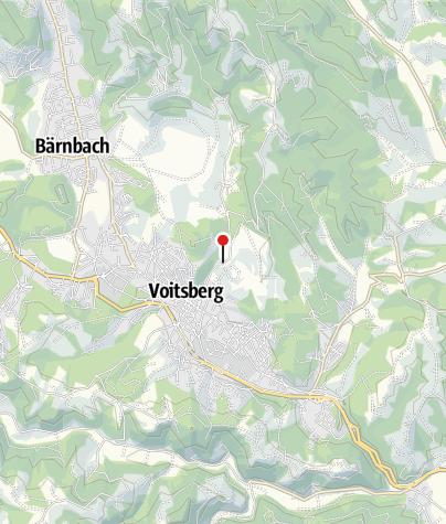 Karte / Ehemaliger Bergbau Zangtal