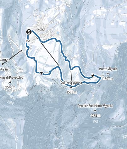 Map / Golosaneve