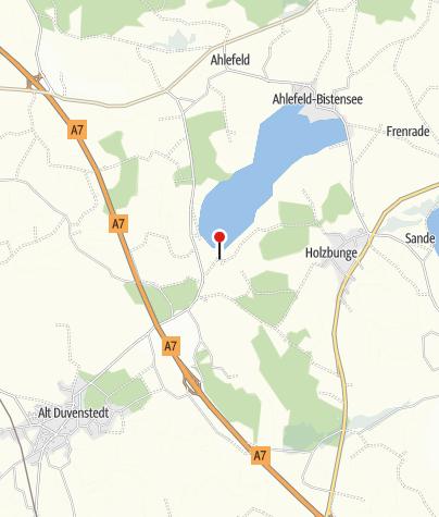 Karte / Keramikcafé Alt Duvenstedt