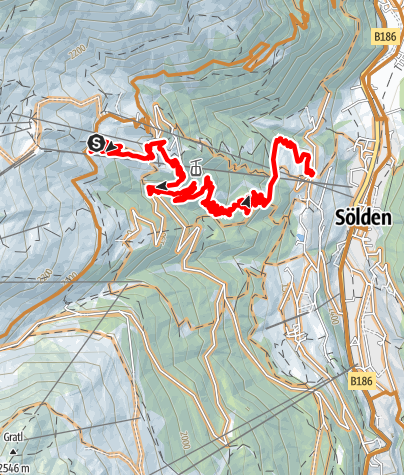 Karte / GAHE LINE (6028)