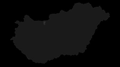 Mapa / Gerecsei Tájvédelmi Körzet