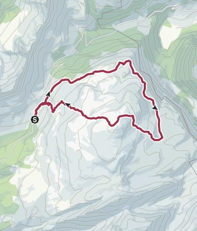 Carte / Karstspur Silberen