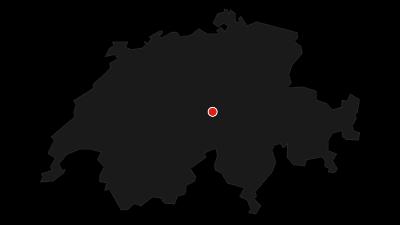 Karte / 4-Seen Biketour in Engelberg