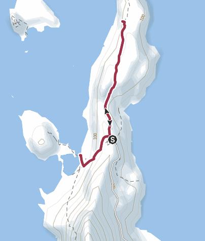 Map / Gramvousa Halbinsel