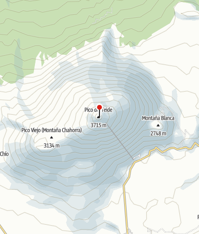 Map / Teide-Nationalpark