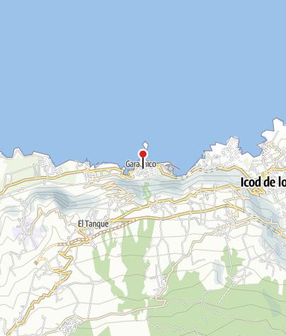 Map / Garachico