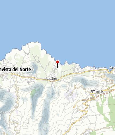 Map /  Vulkanriesen im Atlantik: die Bergwelt Teneriffas