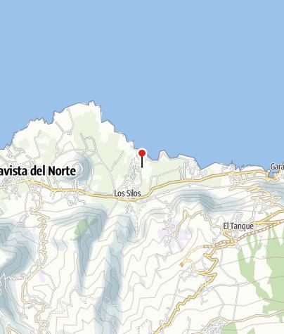 Karte / Teneriffa: Wandern vom Feinsten!