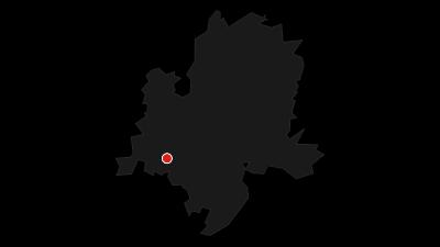 Karte / Adventsfenster-Tour durch Ellhofen 2018/2019