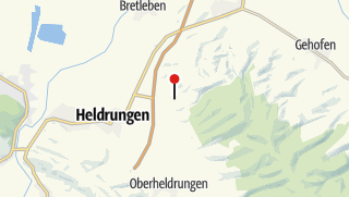 Map / Wanderparkplatz Braunsroda