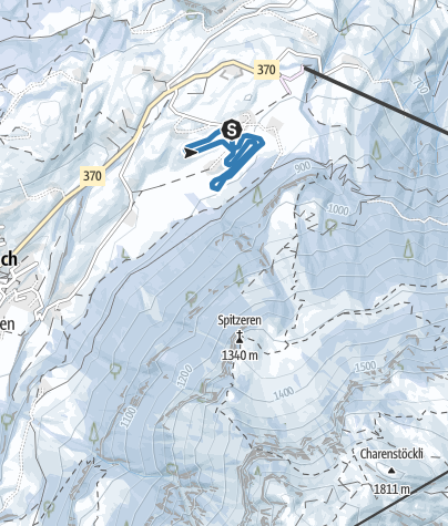 Map / Night trail Morschach