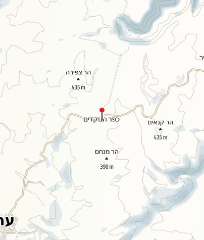 Map / Kfar Hanokdim