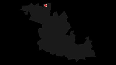 Karte / Toppels - Haus auf dem Kopf