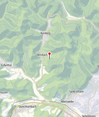 Karte / Dernbacher Haus