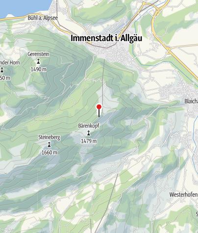Map / Mittagberg