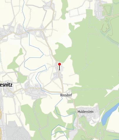 Karte / Irrgarten und Gutspark  Altjeßnitz