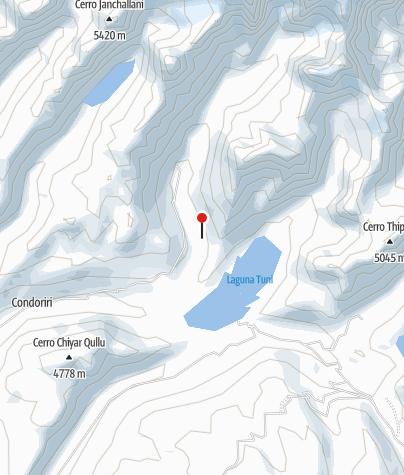 Karte / Letzter Hof ~4505m