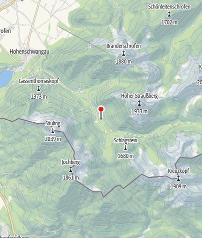 Karte / Bleckenau