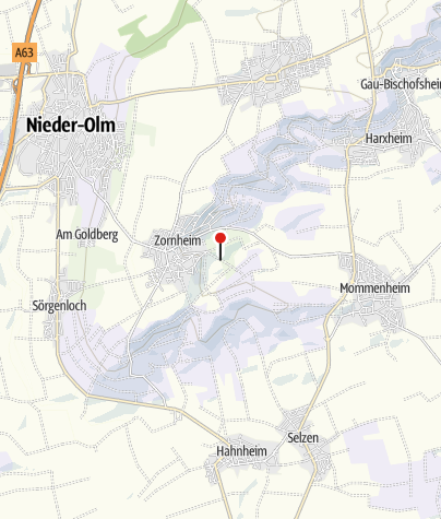 Karte / Jubiläumswald