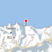 地图 / Playa de Tamadite