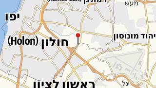 מפה / פארק אריאל שרון