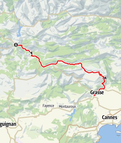 Les Routes de la Lavande : The Préalpes d\'Azur • Scenic Route ...