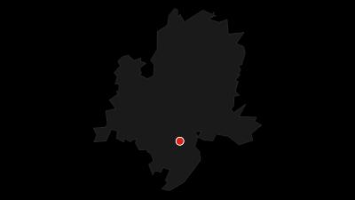 Map / Starzlach gorge (Starzlachklamm)