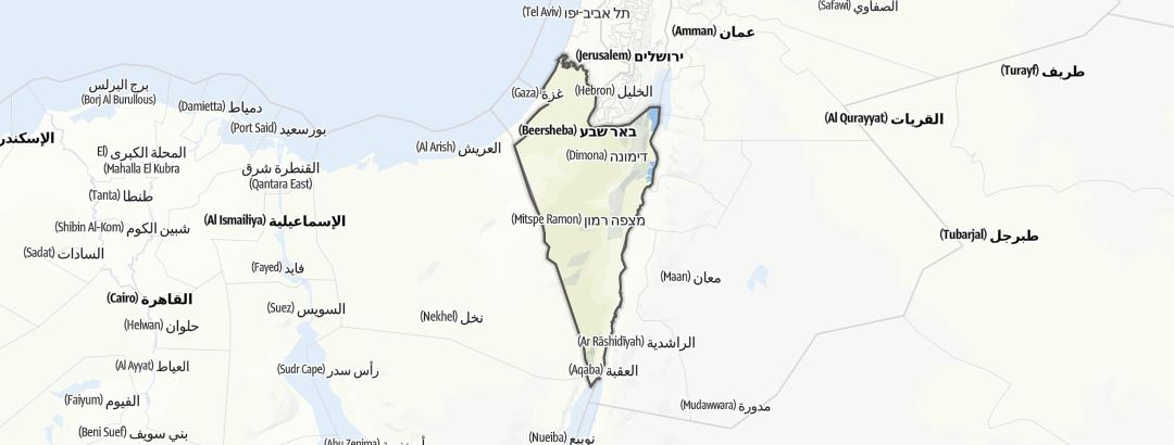 地图 / Southern District