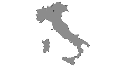 Mapa / Parco Dell´Alto Garda Bresciano