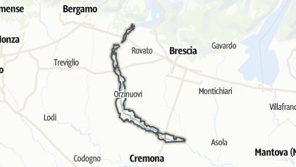 Mapa / Parco Dell´Oglio Nord