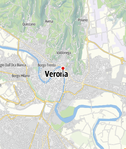 Map / From Verona to Venice by bike (self-guided)