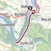 מפה / WWF-Biberpfad