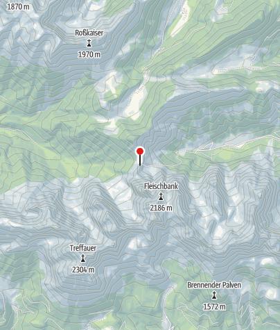 Karte / Einsteigerkurs Alpinklettern – Selbstständig sicher unterwegs in alpinen Felsrouten