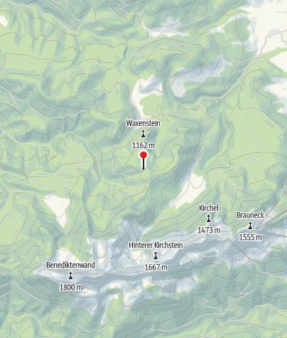 Karte / Neuland-Hütte