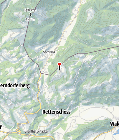 Karte / Brandelberg-Alm